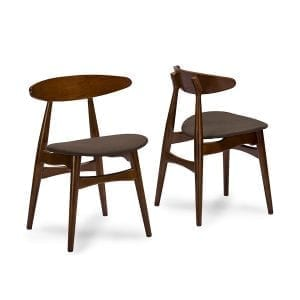 Flamingo Danish Modern Dining Chairs Main