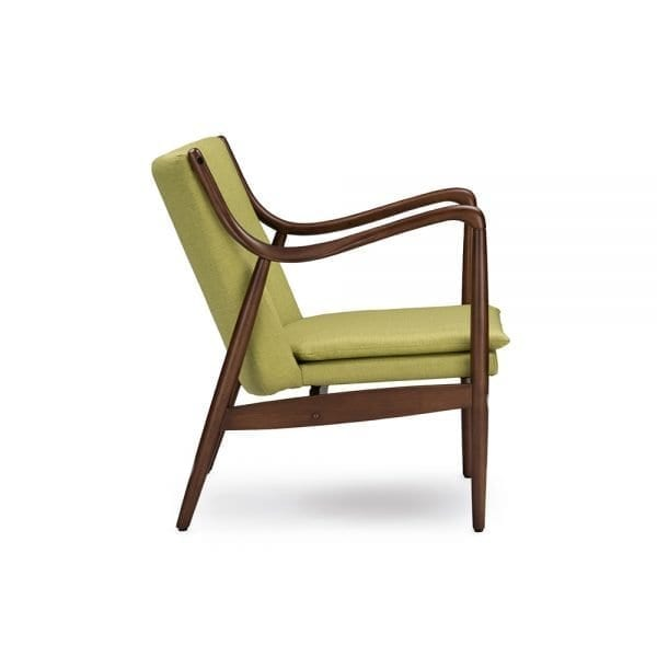 Juliette Finn Juhl 45 Chair Side