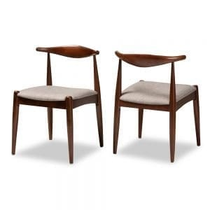 Wegner Elbow Chairs