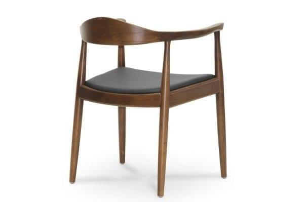 Wegner Round Chair Back