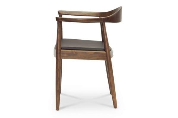 Wegner Round Chair Side