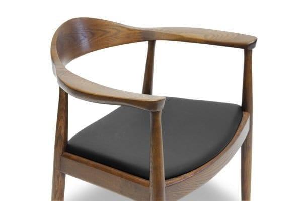 Wegner Round Chair Zoom