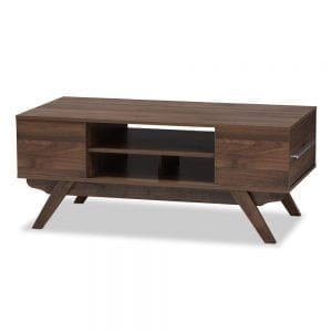 Ashfield Coffee Table Walnut Main