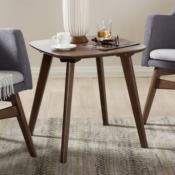 Dahlia Minimalist End Table Lifestyle