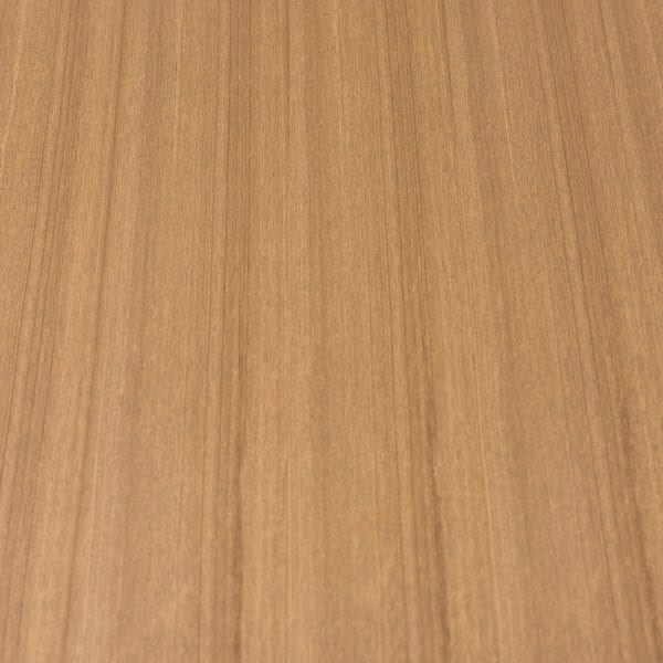 Edna Minimalist Dining Table Finish Detail