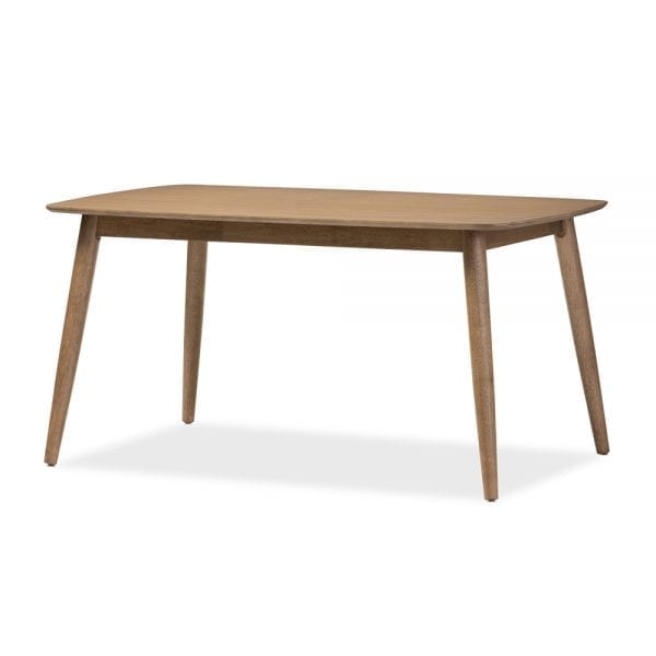 Edna Minimalist Dining Table Main