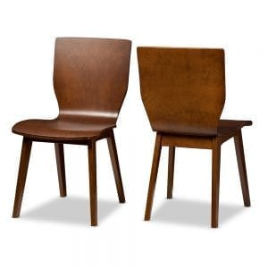 Elsa Bent Wood Dining Chairs Main
