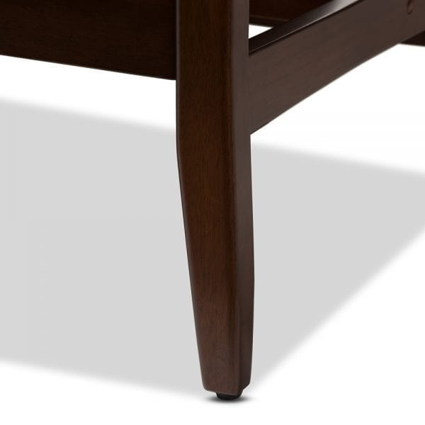 Finn Juhl Model 1 Loveseat Frame Detail