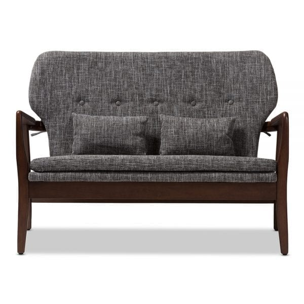 Finn Juhl Model 1 Loveseat Front