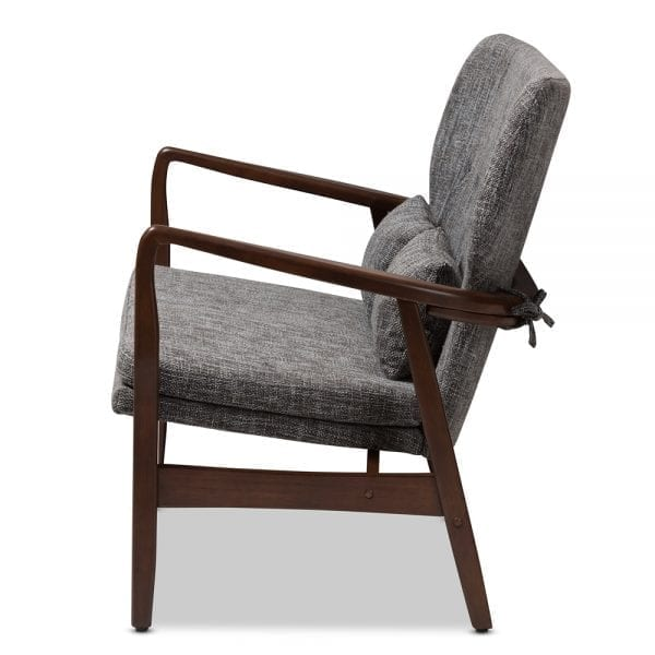 Finn Juhl Model 1 Loveseat Side