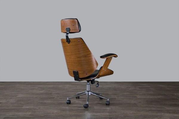 Hamilton Modern Office Chair Back Display