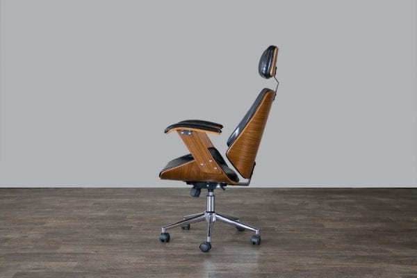 Hamilton Modern Office Chair Side Display