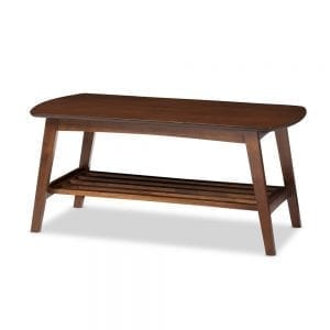 Sacramento Scandinavian Coffee Table Angle