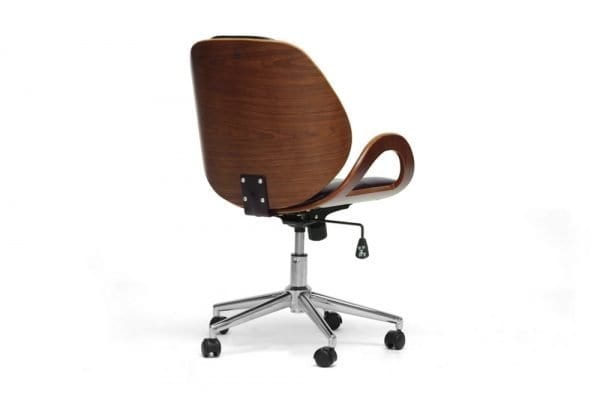 Watson Modern Office Chair Black Back