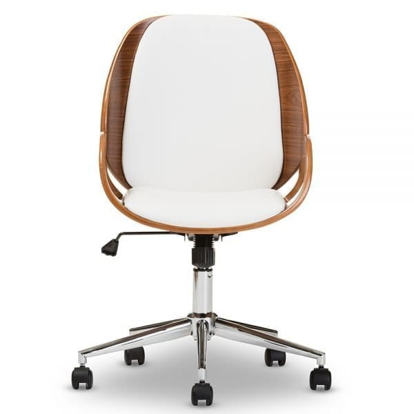 Watson Modern Office Chair Whte Main