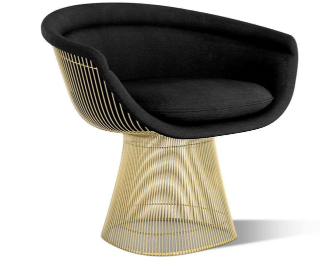 Warren Platner Lounge Chair