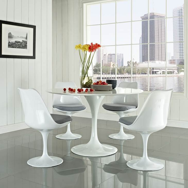 Lippa Dining Side Chairs by LexMod