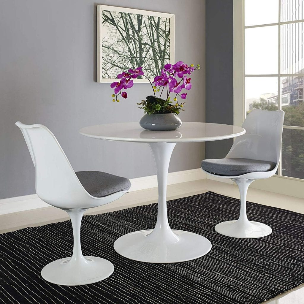 Saarinen Inspired Center Table By Modway
