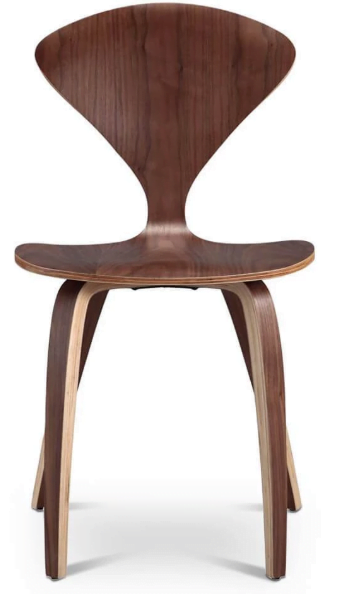 Norman Cherner Side Chair by Eternity Modern
