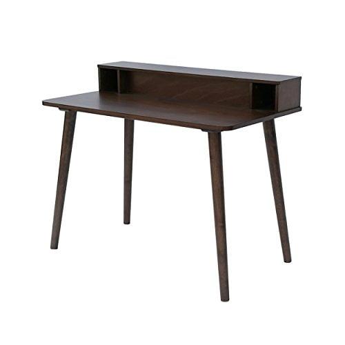 Wesley Mid Century Wood Writing Desk