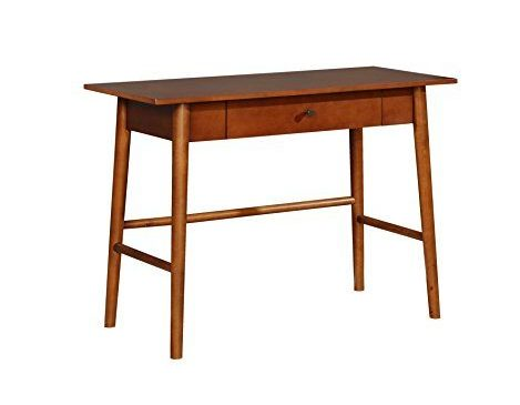 Linon Desk, Walnut