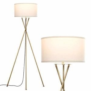 Jaxon Tripod LED Floor Lamp