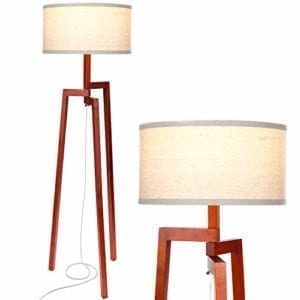Mia LED Tripod Floor Lamp