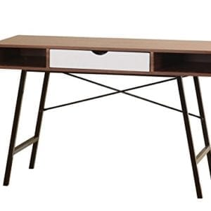 Edison Desk Table, Espresso