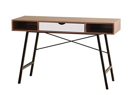 Edison Desk Table, Espresso