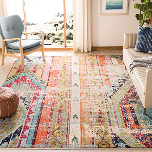 Safavieh Bohemian Distressed Area Rug