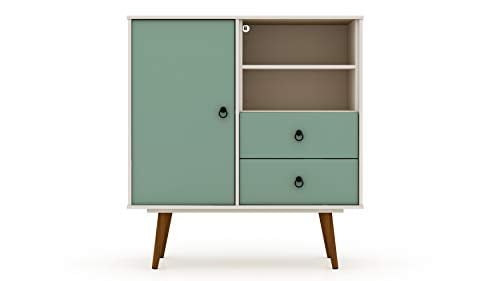 Manhattan Comfort Tribeca 2 Drawer Dresser