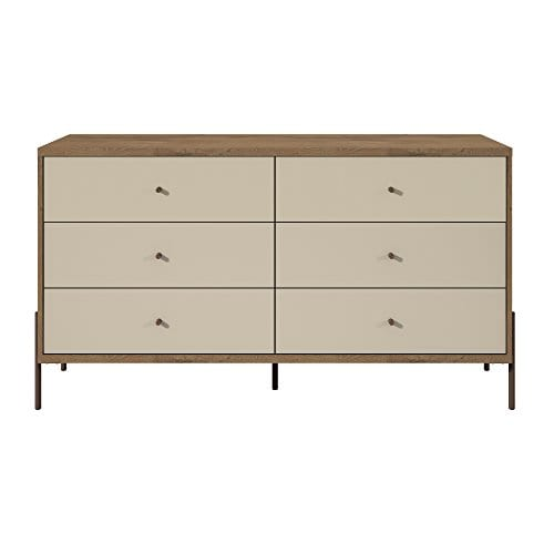 Manhattan Comfort Joy Series Bedroom Dresser