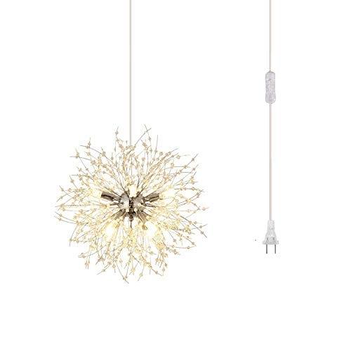 Dellemade Sputnik Chandelier 8-Light