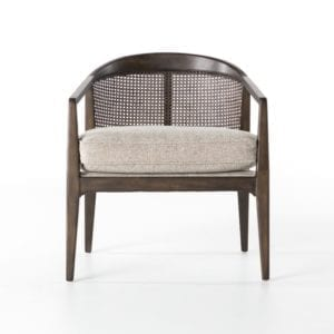Alexandria Accent Chair in Various Colors by BD Studio