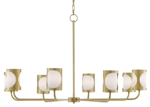 Carnaby Chandelier by Currey & Company