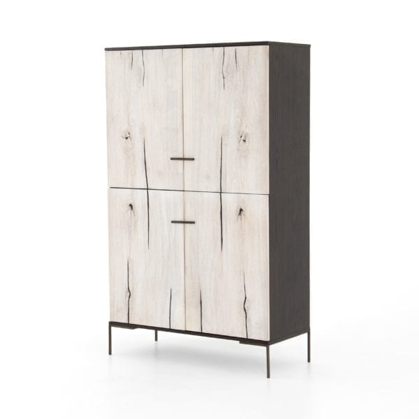 Cuzco Cabinet in Bleached Yukas