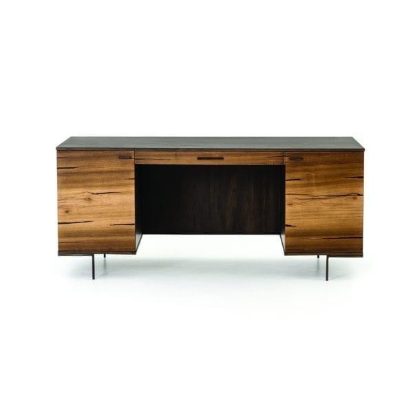 Cuzco Desk in Natural Yukas by BD Studio