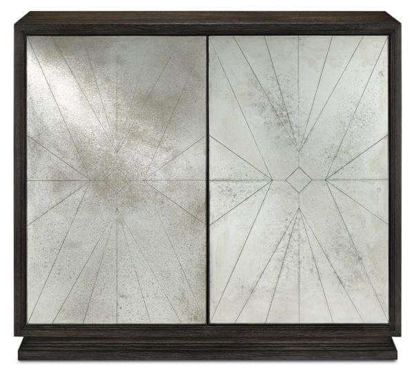 Darcy Cabinet design by Currey & Company