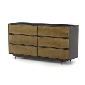 Hendrick 6 Drawer Dresser