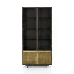 Hendrick Cabinet in Gunmetal