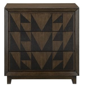 Leiden Nightstand by Currey & Company
