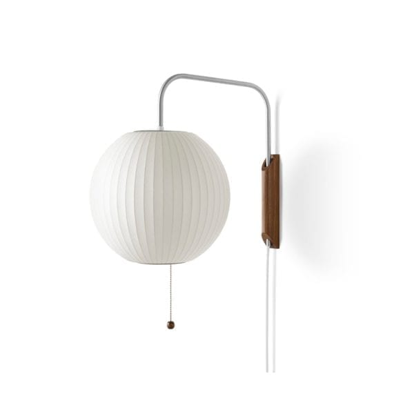 Nelson Ball Wall Sconce